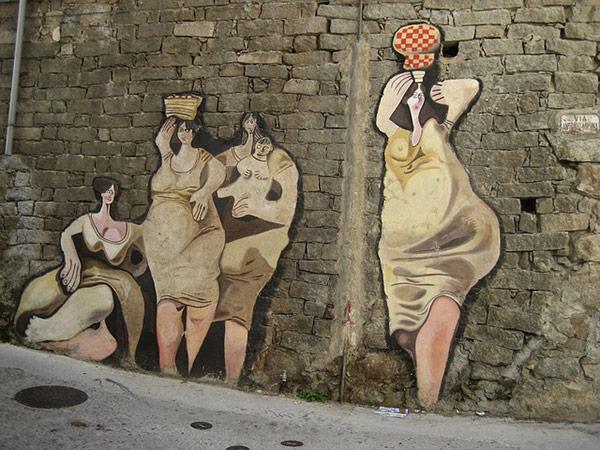 orgosolo murals sardinia