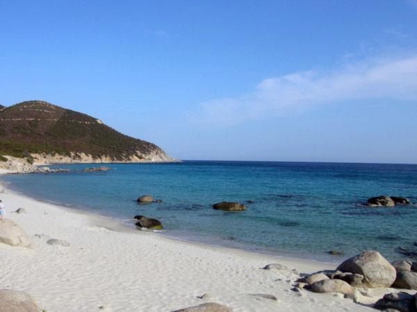 Porto Sa Ruxi beach cagliari