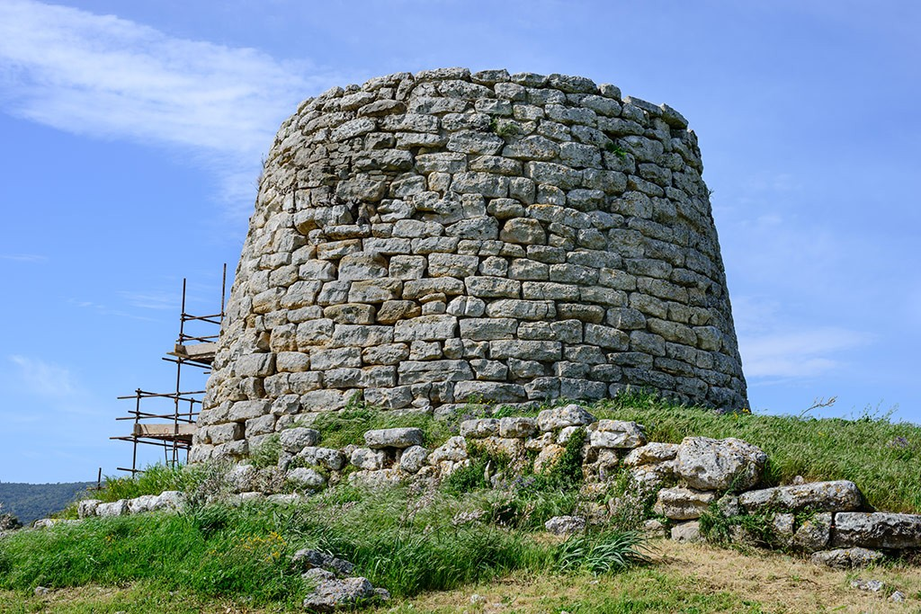 one reason to visit sardinia: the nuraghe