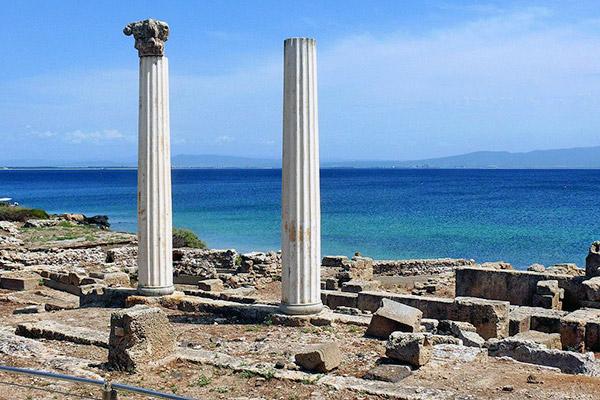 Tharros in Sardinia