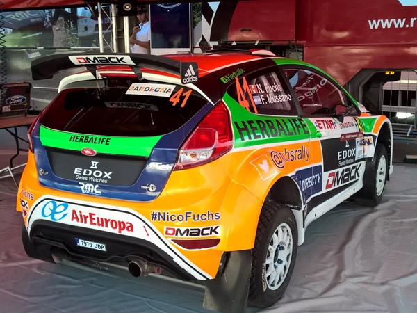 fuchs rally sardinia 2015