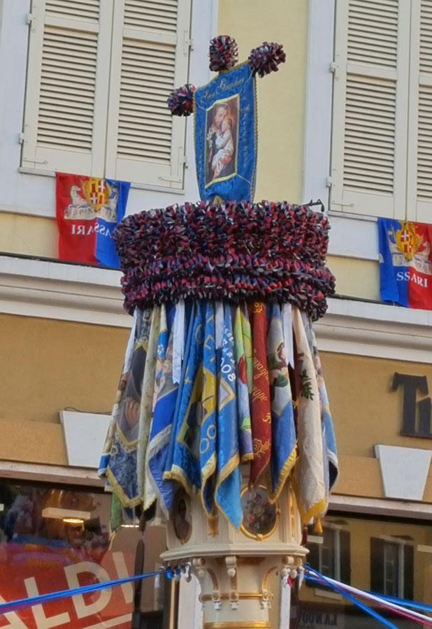 Candelieri in Sassari