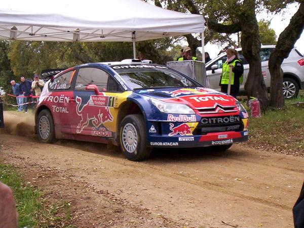 WRC 2017 Sardinia