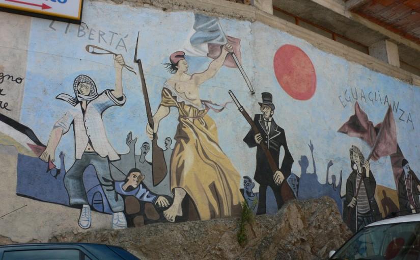 nuoro orgosolo murals