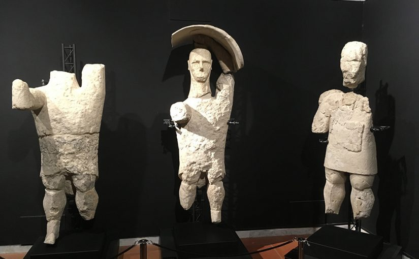 Giants of Mont'e Prama in Cabras