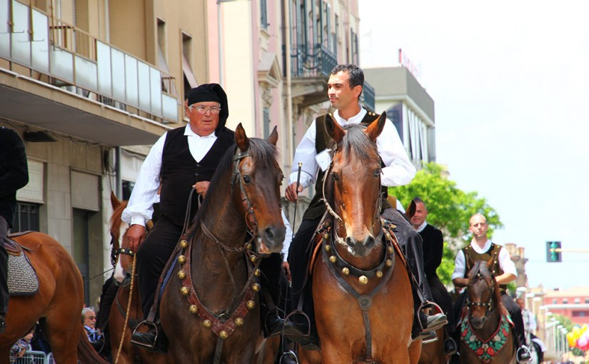 The Cavalcata Sarda 2020