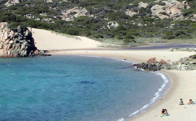 blue flag beaches sardinia