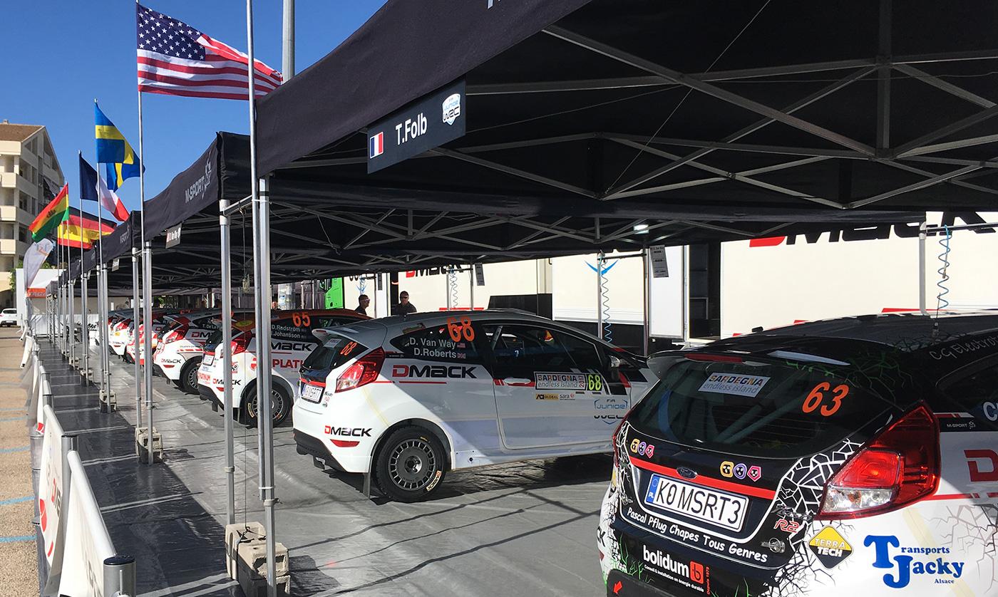 Rally Italia Sardegna 2018 WRC - Sardinia Italy 7-10 June