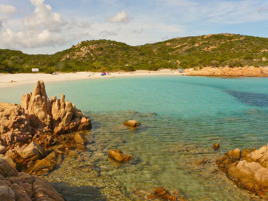 sardinia beaches principe