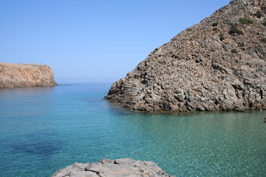 cala domestica beach