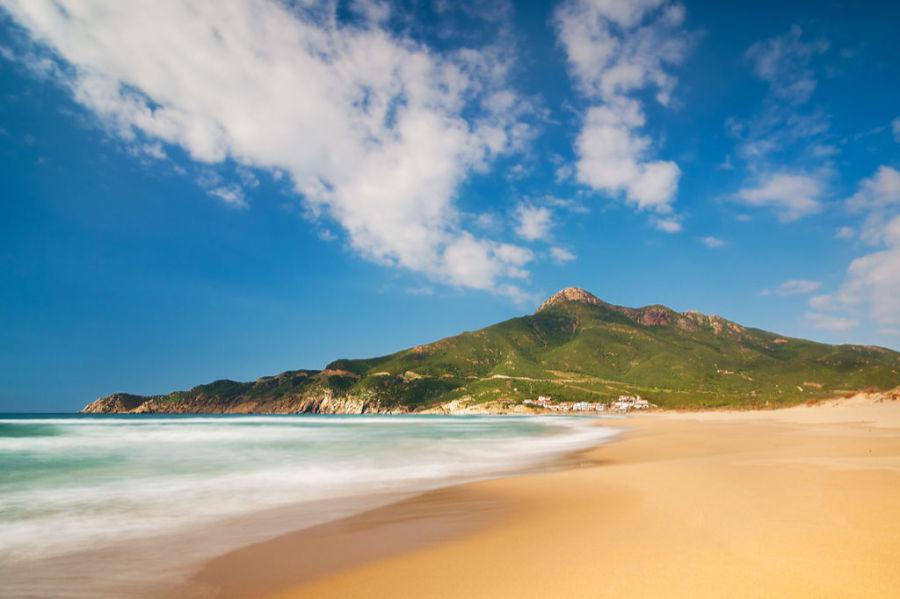 portixeddu beach