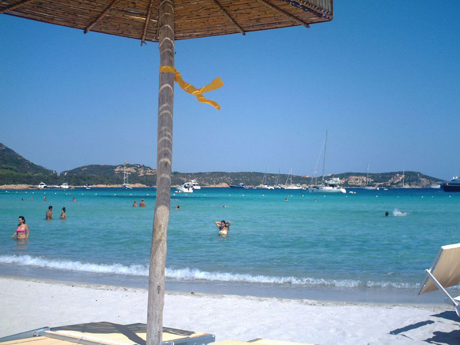 sardinia beaches pevero