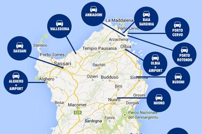 Location De Voiture En Sardaigne